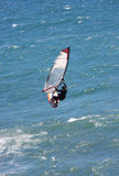 Wind Surfer Royalty Free Stock Images