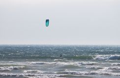 Wind Surfing Royalty Free Stock Images