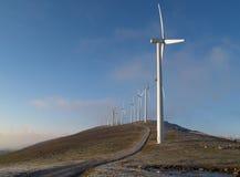 Wind-Tausendstel Stockfotos