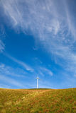 Wind Tower Royalty Free Stock Photography