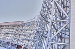 Wind-Tunnel-Überbau--Die NASA Ames stockfotos