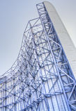 Wind Tunnel Superstructure at NASA Ames Royalty Free Stock Image