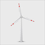 Wind turbibe Royalty-vrije Stock Afbeelding