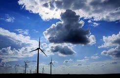Wind turbine Stock Image