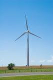Wind-Turbine Stockfoto