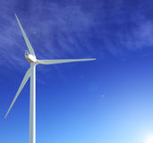 Wind-turbine Stock Photos