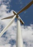 Wind-Turbine lizenzfreie stockfotos