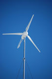 Wind-Turbine lizenzfreie stockbilder
