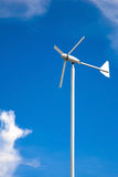 Wind turbine Royalty Free Stock Images