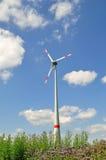 Wind Turbine. Royalty Free Stock Photo