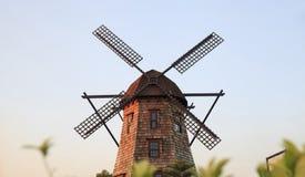 Wind turbine Stock Photo