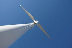 Wind-Turbine Lizenzfreies Stockbild