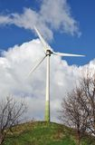 Wind turbine - alternative energy Royalty Free Stock Photography