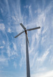 Wind turbine alternative energy clean Stock Photography