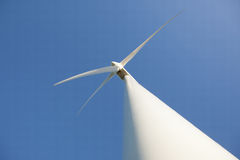 Free Wind Turbine And Blue Sky Royalty Free Stock Images - 26968779