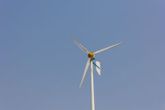Wind turbine Royalty Free Stock Image