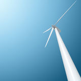 Wind Turbine vector illustration