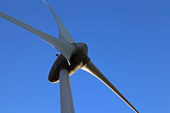 Wind Turbine Copy Space Royalty Free Royalty Free Stock Photos