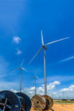 Wind Turbine for Electric. Royalty Free Stock Photography