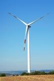 Wind turbine - eolic generator Stock Image