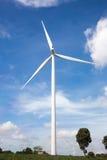 Wind Turbine Farm Royalty Free Stock Images