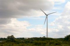 Wind turbine Royalty Free Stock Image