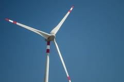 Wind Turbine. Industrial wind turbine in Tuscany Stock Images