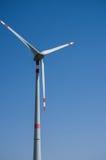 Wind Turbine. Industrial wind turbine in Tuscany Stock Image