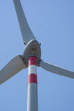 Wind Turbine. Industrial wind turbine in Tuscany Royalty Free Stock Photography
