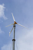 Wind Turbine. This photo are Wind Turbine taken at Larn island Pattaya Thailand Royalty Free Stock Photos