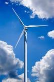 Wind Turbine Power Generation Royalty Free Stock Photos