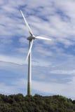Wind Turbine - Renewable Energy Royalty Free Stock Photos