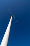 A wind turbine rotate Stock Photo
