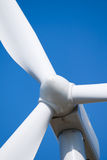 Wind turbine rotor Royalty Free Stock Photos