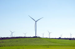 Wind Turbine. Stock Photos
