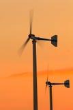 Wind turbine Royalty Free Stock Photos