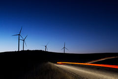 Free Wind Turbines Stock Photo - 15433540