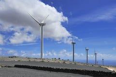 Free Wind Turbines Stock Image - 29973531