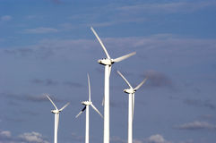 Wind Turbines 59 Royalty Free Stock Image