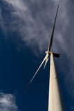 Wind-turbines in Croatia Stock Photography