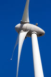 Wind Turbines. At Eemshaven in Holland Royalty Free Stock Photos
