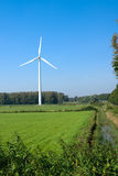 Wind Turbines Farm Stock Image