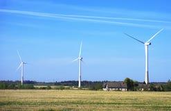 Eco-energy concept. Stock Image