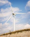 Wind Turbines, mill Royalty Free Stock Photography