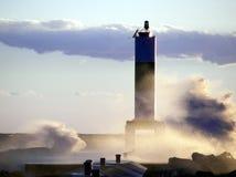 Wind und Wasser Stockfoto