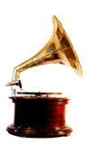 Wind-up gramophone Stock Images