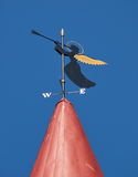 Wind vane Royalty Free Stock Photography