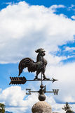 Wind vane Stock Photo