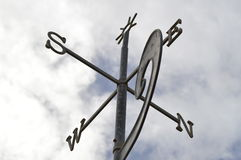 Wind Vane Stock Image