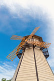 Wind wheel Stock Image